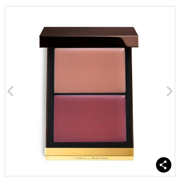 Tom Ford Other - Tom Ford Shape and Illuminate Cheeks- 02 Sublimate